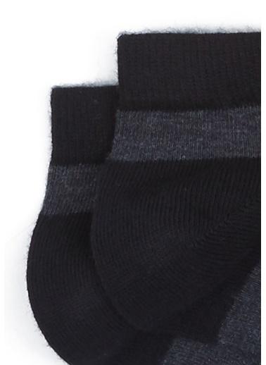 Mavi Erkek  İkili Çorap 091749-28386 Gri